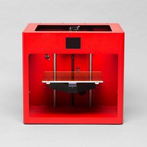 CraftBot Plusz 3d nyomtató piros