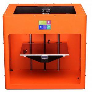 CraftBot 2 WIFI 3d nyomtató Narancs